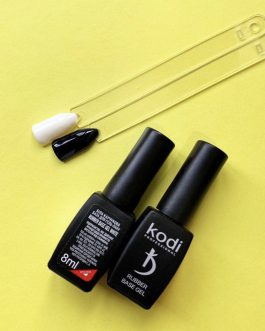 base ruber black/white 8 ml kodi