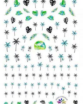 נוצות ועצי דקל
