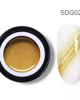 ספיידר ג׳ל זהב sdg02