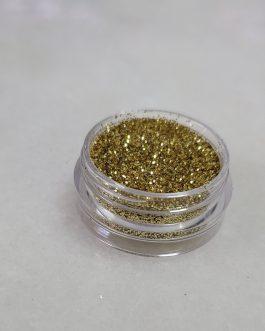 אבקת נצנצים זהב