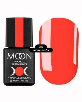 לק ג׳ל 8ml moon 706