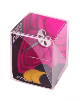 Staleks ראש דיסק 20 מ״מ לפדיקור +5 דיסקיות שיוף 180