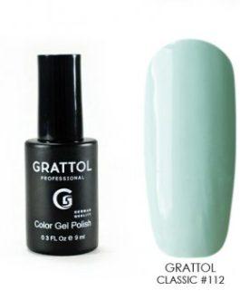 לק ג׳ל גרטול 9ml grattol 112