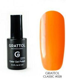 לק ג׳ל גרטול 9ml grattol 28