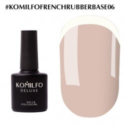 French Rubber Base Nail Cream 006-8ml